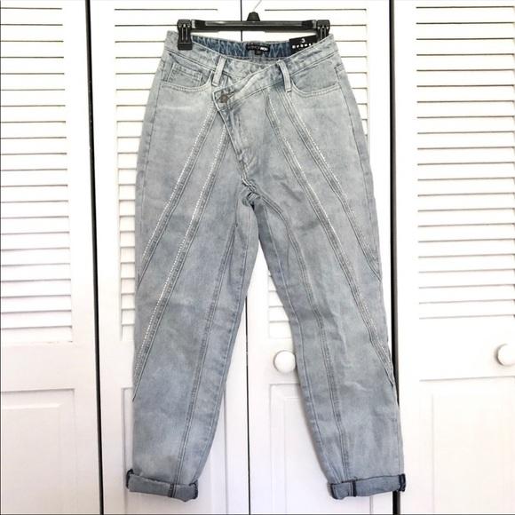 Fashion Nova Denim - Fashionnova boyfriend jeans
